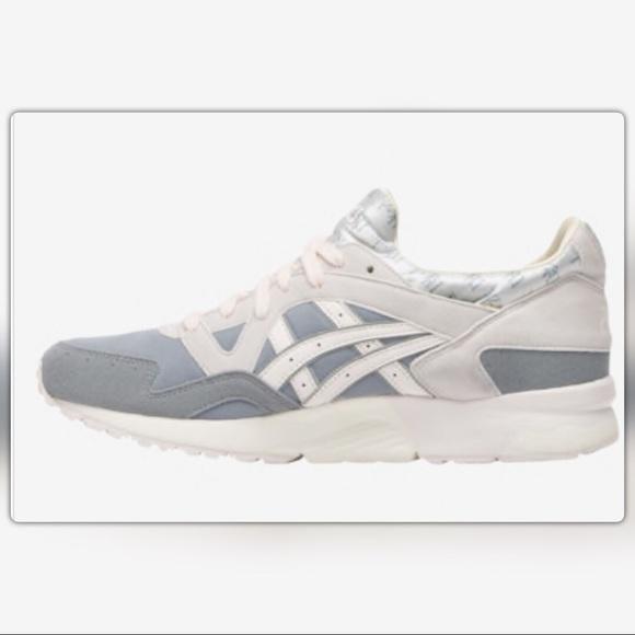 repentino capa Célula somatica  Asics Shoes | Asics Tiger Gellyte V Stone Grey Blush | Poshmark